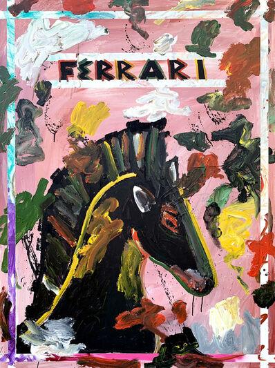 Louie DeVito, 'Ferrari', 2018