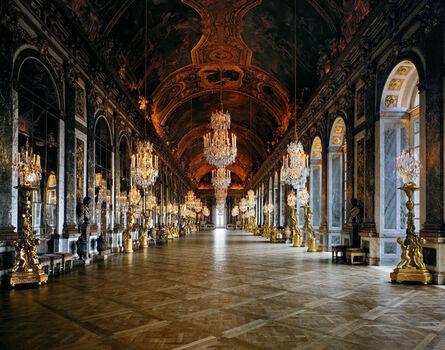 Robert Polidori, 'Galerie des Glaces, (113) CCE.02.034, Corps Central—1er etage, Chateau de Versailles, Versailles, France', 1983
