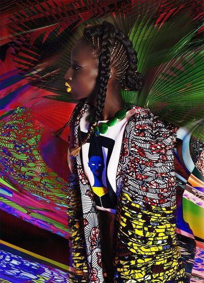 Namsa Leuba, 'Sarah, from the series NGL ', 2015