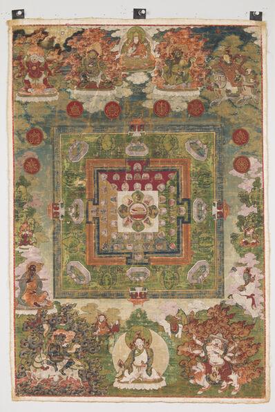 'Medicine Buddha Mandala', 18th century