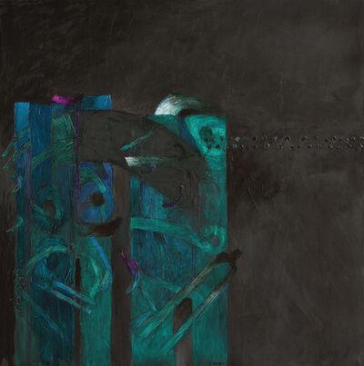 Fernando de Szyszlo, 'De la serie Trashumantes', 2014