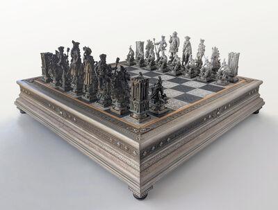 Kris Kuksi, 'Disputed Kingdoms', 2021