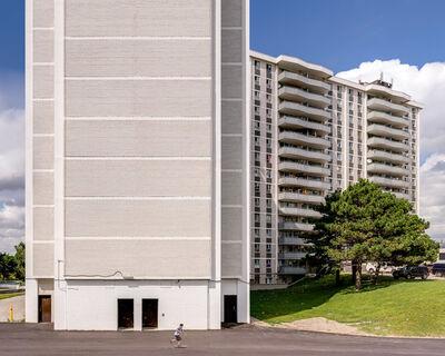 Jesse Colin Jackson, '2737 and 2757 Kipling Avenue, Toronto (Riverside Apartments)', 2014