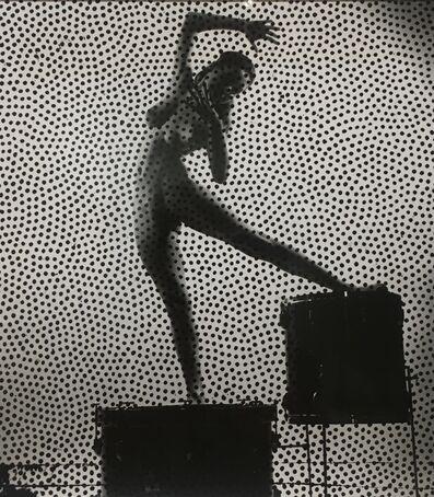 Weegee, 'Nude on Drums', ca. 1955