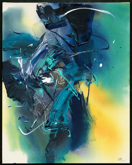 Jessica Pi-Hua Hsu, 'Chi of Spinning-大氣迴旋', 2014