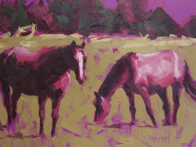 Tracy Wall, 'WY Pair', 2015