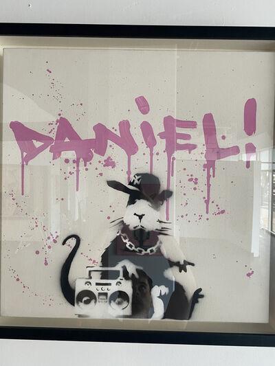 Banksy, 'Gangsta Rat', 2006-2008