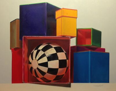 Robert Zappalorti, 'Geometric Shapes', 2018