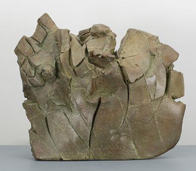 Reuben Nakian, 'Abstract Plaque', 1979
