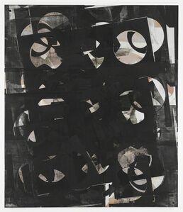 Kevin Appel, 'Composite 11 (pivot black)', 2016