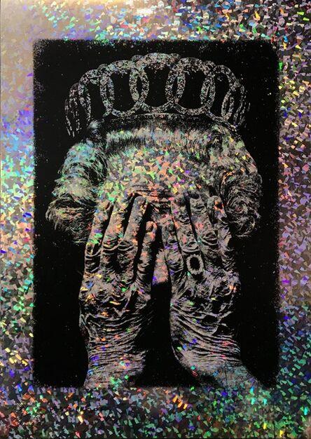 K-Guy, 'Cruel Britannia Holographic', 2011