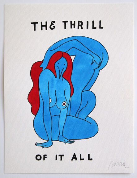 Parra, 'The Thrill Of It All ', 2015