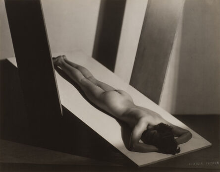 Frantisek Drtikol, 'Tranquil Descent', 1929