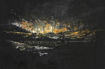 Wokkel, 'Fire walk with me', 2015