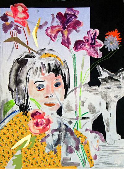 Mel Cook, 'Still Life With Irises', 2013