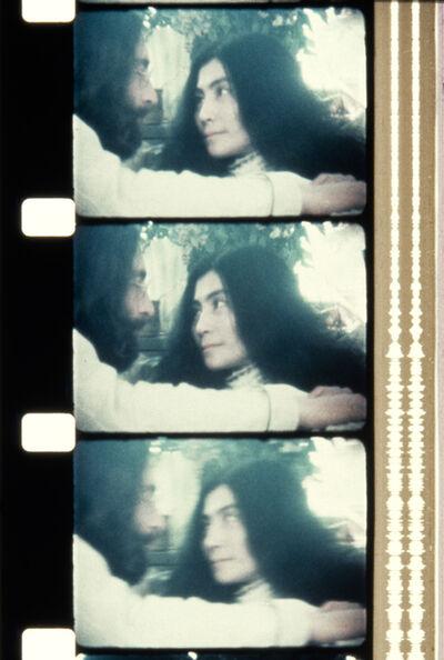 Jonas Mekas, 'John & Yoko BED-IN FOR PEACE, Montreal, May 26, 1969', 2013