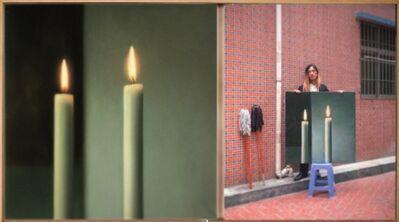 Michael Wolf (b. 1954), 'Real Fake Art#16, Gerhard Richter', 2005