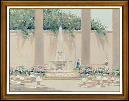 Andre Gisson, 'The Fountain', 20th Century