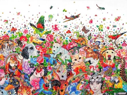 Ye Hongxing, 'Dream World No.17', 2013