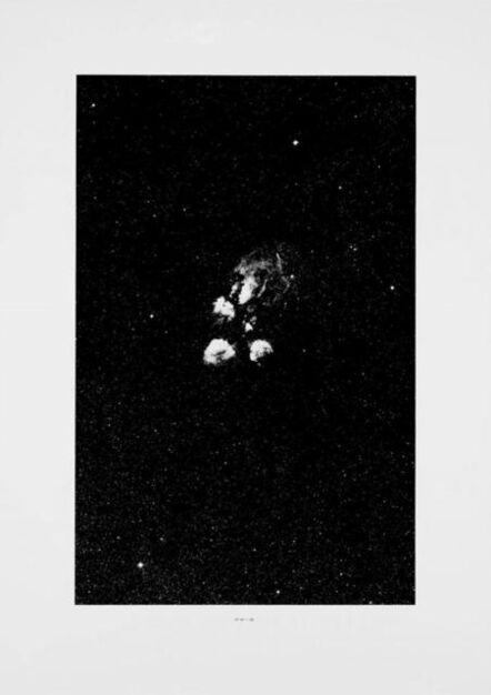 Thomas Ruff, 'Stars 17h 12m / - 35', 1991