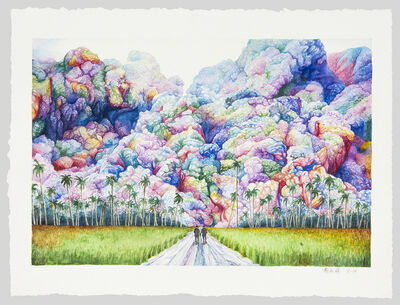 Shang Chengxiang 商成祥, 'Journey in the Clouds 云图 No.3', 2016