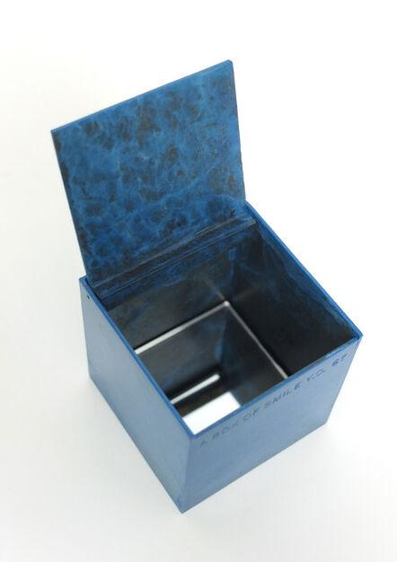 Yoko Ono, 'Box of Smile', 2012