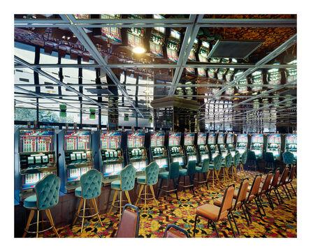 Joe Johnson, 'Keno Tournament Room'