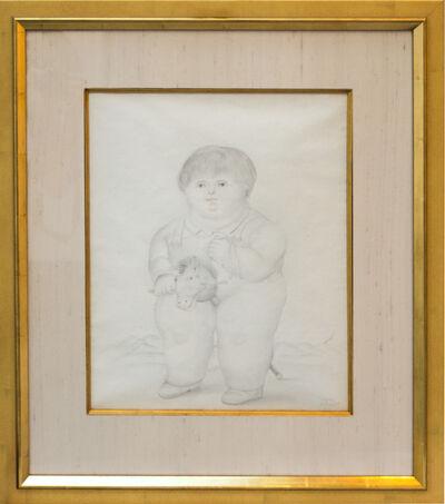 Fernando Botero, 'Pedro', 1973