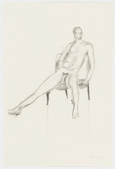 Richard Artschwager, 'Seated Nude', 2004