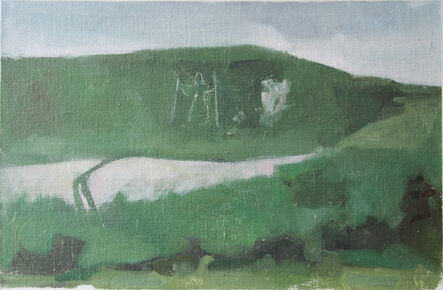 Clare Haward, 'Landscape (Long Man)', 2016