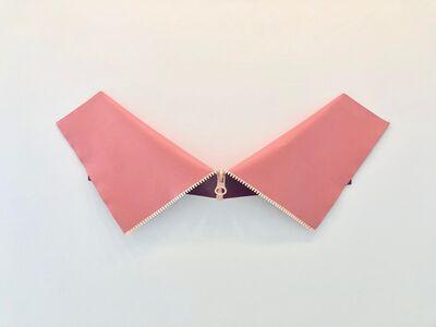 Maggie Avolio, 'Pink Zipper', 2020