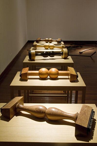 José Paulo, 'Os Siameses / The Siamese', 2011