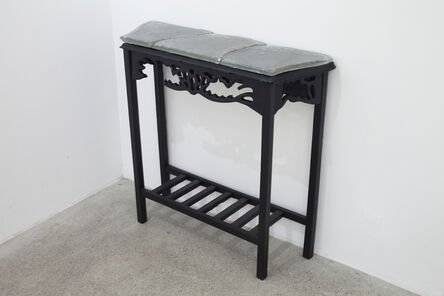 Aaron Pexa, 'The Lucent Parlor: Console Table', 2015