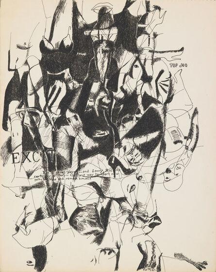 Jack Roth, 'Top Job', 1961