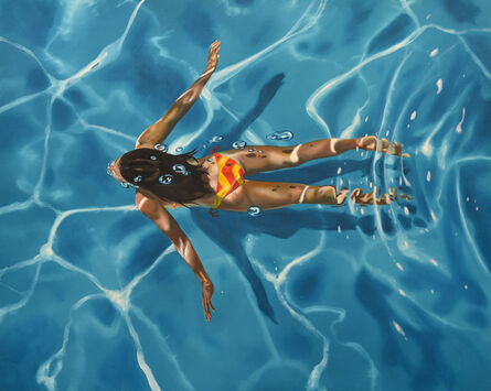 Eric Zener, 'Taken By the Current', 2015