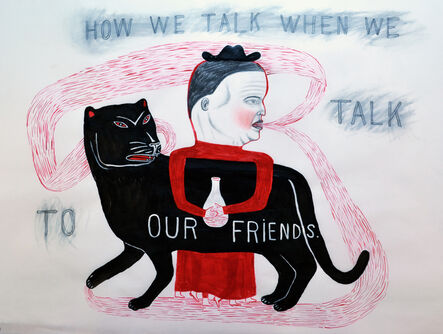 Fred Stonehouse, 'Our Friends', 2016