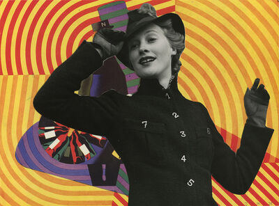 Jean Moral, 'Mode (Schiaparelli)', 1938