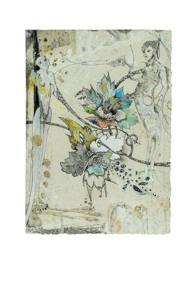 Klaus Schweier, 'Die Eisblumenzüchter XIV', 2017