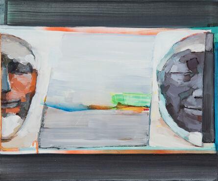 Aukse Miliukaite, 'M in Half', 2017