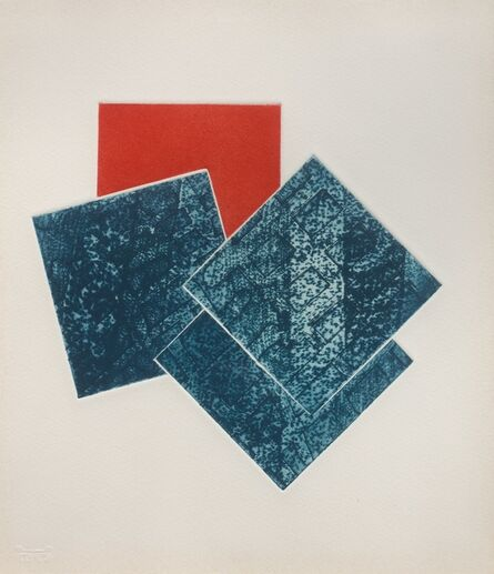 Stephen Buckley, 'Untitled (Small Etching J)', 1980