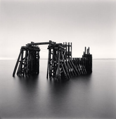 Michael Kenna, 'Ferry Terminal Remains, Port Townsend, Washington, USA', 2013