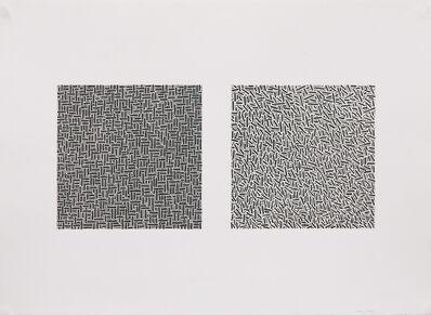 Ernst Benkert, 'Untitled (May)', 1991