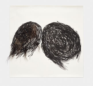 Nandipha Mntambo, 'Topography of Memory 2', 2015