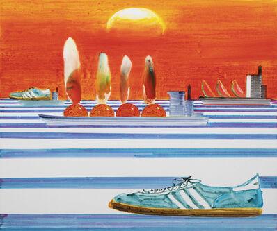 John Kørner, 'Grenen Shipping', 2020
