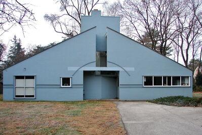 Robert Venturi, 'Vanna Venturi House', 1961-1964