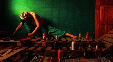 Nidaa Badwan, '100 Days of Solitude; Code: 16', 2014