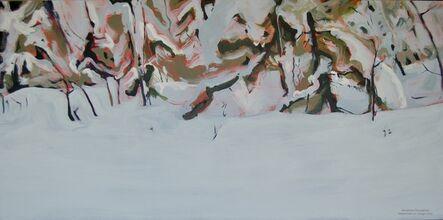 Annerose Georgeson, 'Snow Dance ', 2013