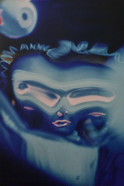 Ira Cohen, 'Alien Intelligence  (from the Mylar series )', 1967