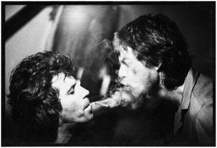 Arthur Elgort, 'Keith Richards and Mick Jagger, New York', 1981