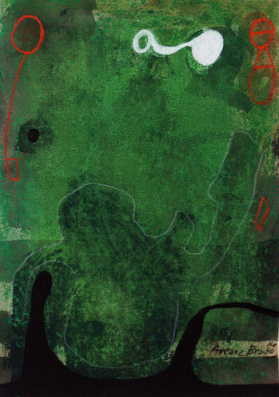 Eduardo Arranz-Bravo, 'Green-Green 4', 2014